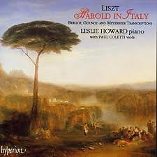Liszt Complete Music For Solo Piano Vol.23 - Harold In Italy