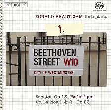 Beethoven: Complete Works For Solo Piano Vol.1 - Ronald Bräutigam