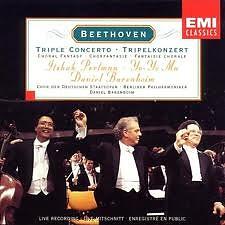 Beethoven - Triple Concerto, Choral Fantasy