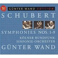 Schubert:Symphonies Nos. 9