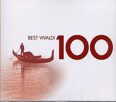 100 Best Vivaldi CD4