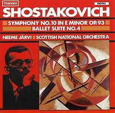 Shostakovitch:The Symphonies CD8