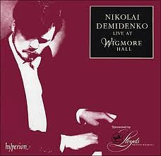 Live At Wigmore Hall CD1 - Nikolai Demidenko