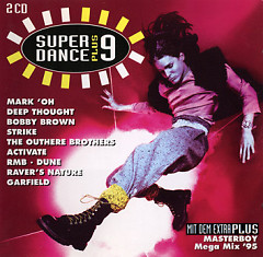 Super Dance (Plus) 9 CD1