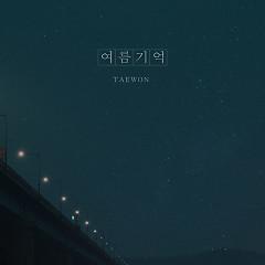 Summer Memory (Single) - TAEWON