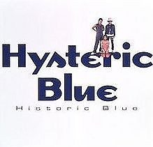 Historic Blue - Hysteric Blue