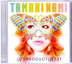 Tamaki Nami Reproduct Best CD1
