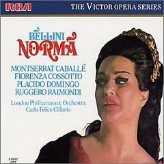 Vincenzo Bellini - Norma CD3 - Montserrat Caballe