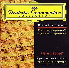 Concertos Pour Piano Et Orchestre N°3 & N°4 (Wilhelm Kempff, piano; Ferdinand...