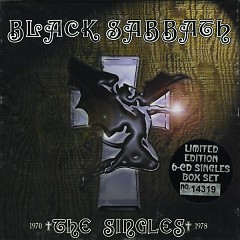 The Singles 1970-1978 ( Disc 5) - Black Sabbath