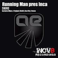 Running Man Pres Inca - Signs