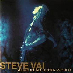 Alive In An Ultra World (CD1) - Steve Vai