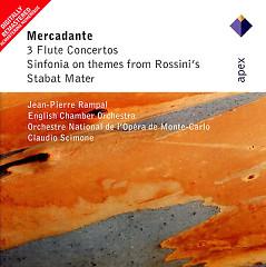 3 Flute Concertos