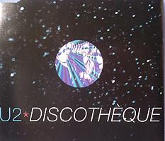 Discotheque (CD Single Version 1)
