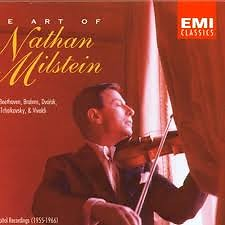 The Art Of Nathan Milstein CD4 (No. 1) - Nathan Milstein