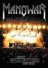 Live At The Earthshaker Fest (CD1) - Manowar