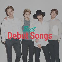 KPOP Boygroups Debut Songs Collection - Various Artists