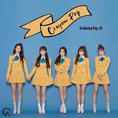 Evolution Pop.01 (CD1)