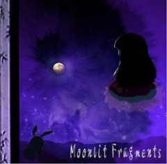 Moonlit Fragments - Colorful Cube