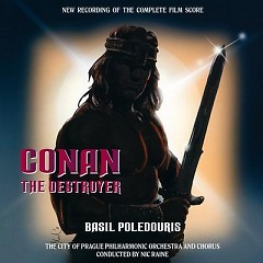 Conan The Destroyer OST (CD1)