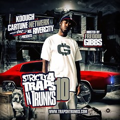 Strictly 4 The Traps N Trunks 10 (CD1)