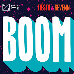 Boom (Single) - Tiësto, Sevenn