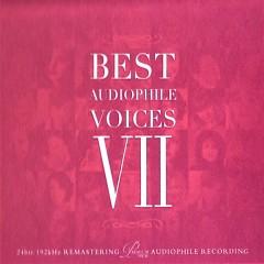 Best Audiophile Voices Vol.7