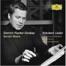 Schubert Lieder Vol. 1 - Dietrich Fischer Dieskau,Gerald Moore