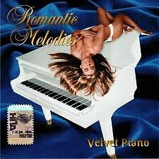 Romantic Melodies, Velvet Piano