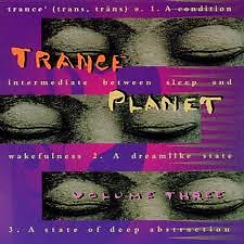 Trance Planet Volume 3 - Rachid TahaValencia