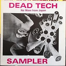 Dead Tech: No Wave From Japan - YBO2