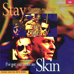 Stay (Faraway, so close!) (CD Single - The Swing Format)