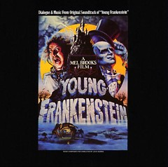 Young Frankenstein OST - John Morris
