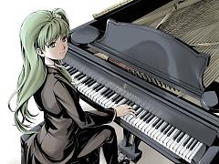 Piano no Tame no Touhou Shouhinshuu Op.1-1 - Ash Blind