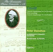 The Romantic Piano Concerto, Vol. 14 – Litolff Concertos Symphoniques 2 & 4