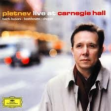 Pletnev Live At Carnegie Hall CD1