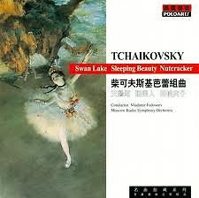 Suite From The Ballet 'Swan Lake','Sleeping Beauty','Nutcracker' CD1