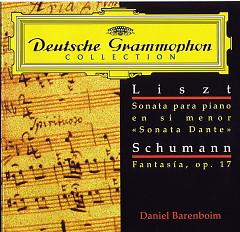 Sonata For Piano In B minor, Dante Sonata, Fantasia in C Major, Op. 17