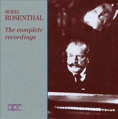 The Complete Recordings 1928 to 1942 (CD1) - Moriz Rosenthal
