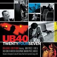 Twenty Four Seven (CD1) - UB40