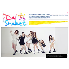 THE 1ST ALBUM 'BANG BANG' - Dalshabet