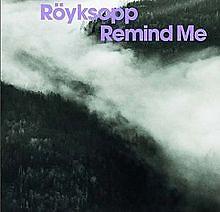 Remind Me (Single) UK CD1