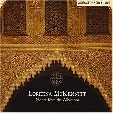 Nights From The Alhambra Dics 2 - Loreena McKennitt