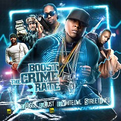 Boost The Crime Rate 3 (CD2)