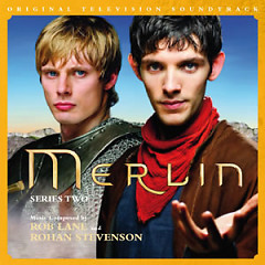 Merlin: Series Two OST - Rob Lane,Rohan Stevenson