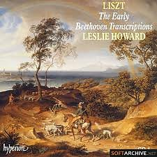 Liszt Complete Music For Solo Piano Vol.44 - The Early Beethoven Transcriptions Disc 1