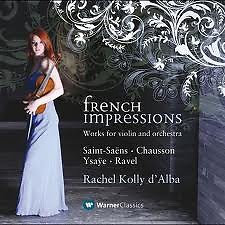 French Impressions - Rachel Kolly d Alba