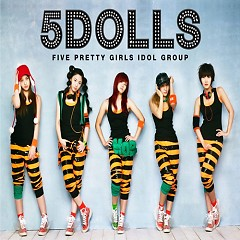 Charming Five Girls  - 5Dolls
