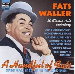 A Handful of Fats (CD13) - Fats Waller