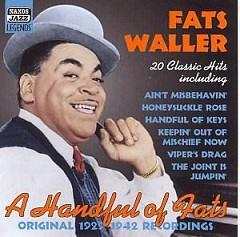 A Handful of Fats (CD12) - Fats Waller